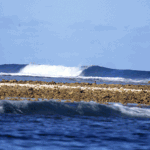 Maldives Waves - Air Equator Lefts Break 2 | Surfatoll Maldives Surf Trips
