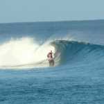 Maldives Waves - Refugee's Lefts Break 2 | Surfatoll Maldives Surf Trips