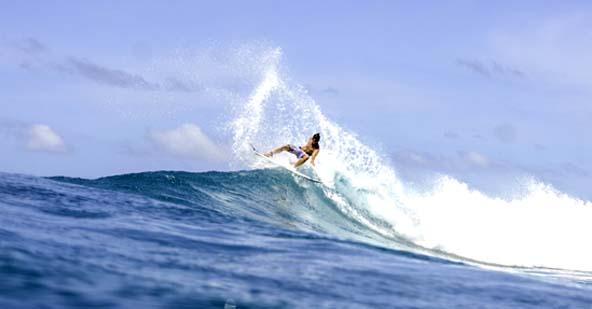 wave maldives
